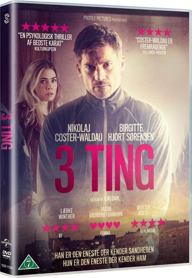 nye danske film på dvd