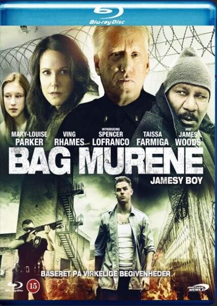 Jamesy Boy / Bag Murene | Blu-Ray Film | Dvdoo.dk