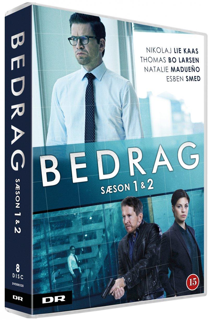 Bedrag - Sæson 1-2 - Dr | DVD TV Serie | Dvdoo.dk