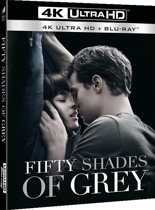Fifty Shades Of Grey | 4K Ultra Hd Blu-Ray Film | Dvdoo.dk