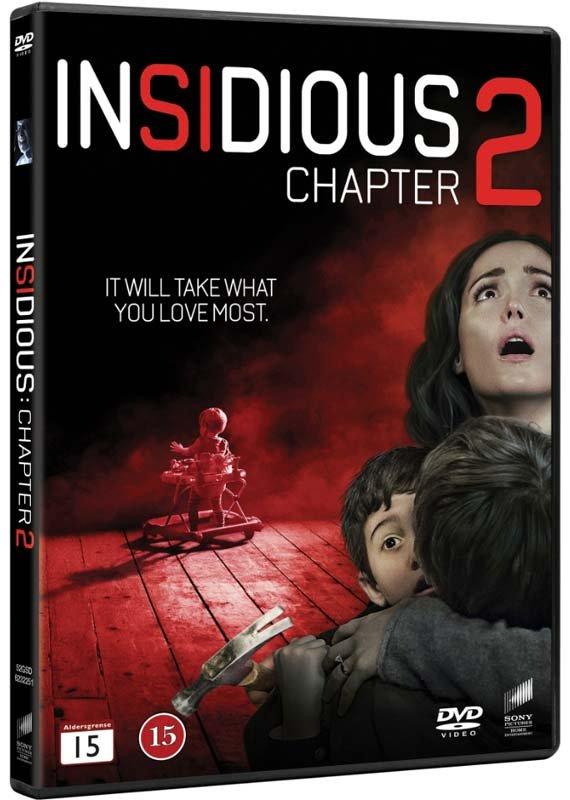Insidious 2 | DVD Film | Dvdoo.dk