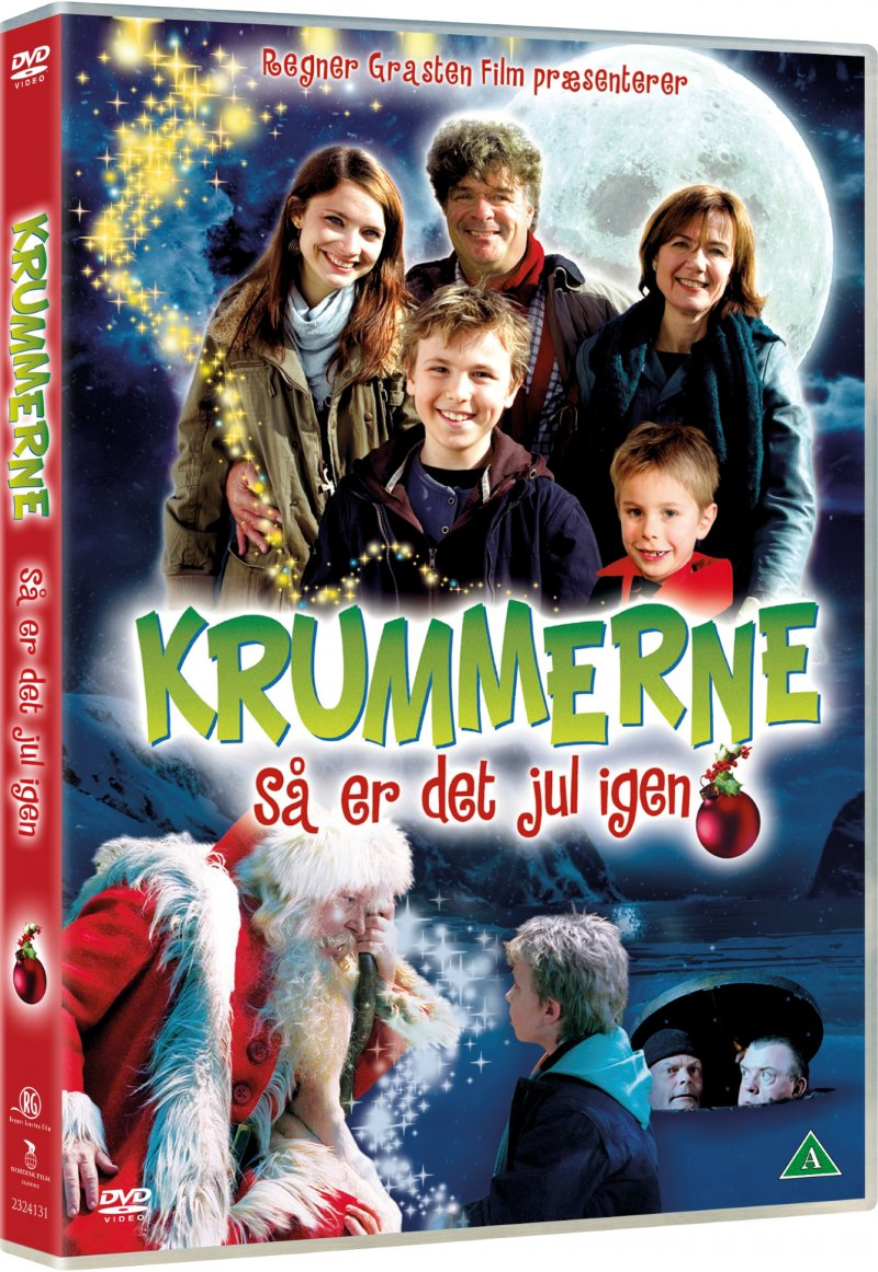 Krummerne: Så Er Det Jul Igen | DVD Film | Dvdoo.dk