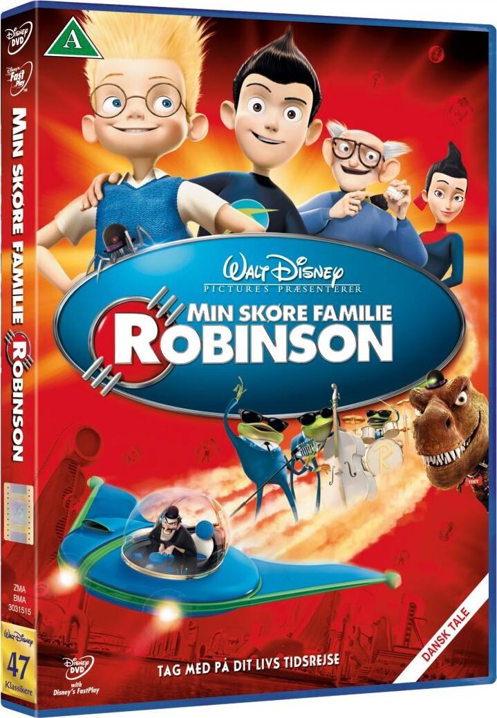 Meet the Robinsons 2007  IMDb
