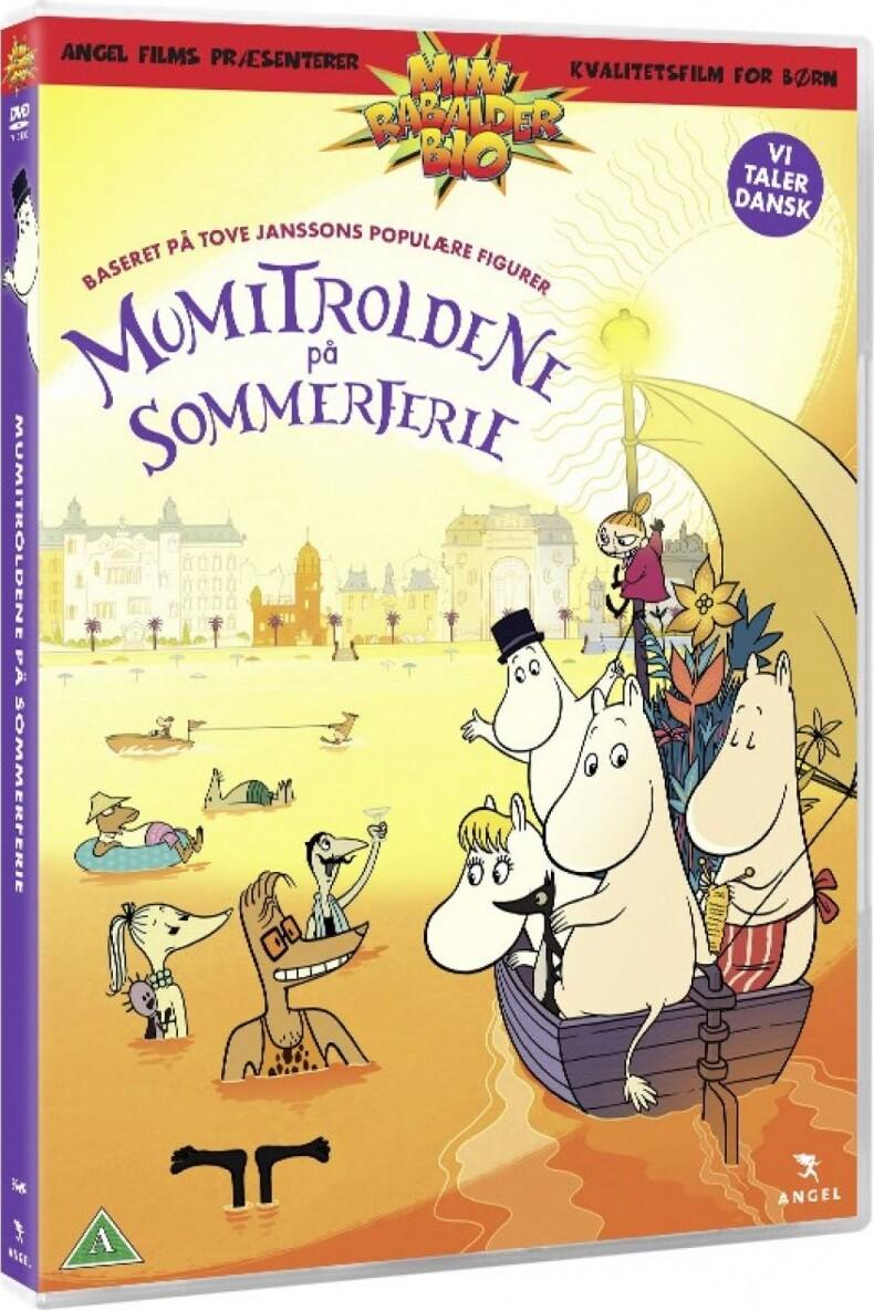 Mumitroldene På Sommerferie | DVD Film | Dvdoo.dk