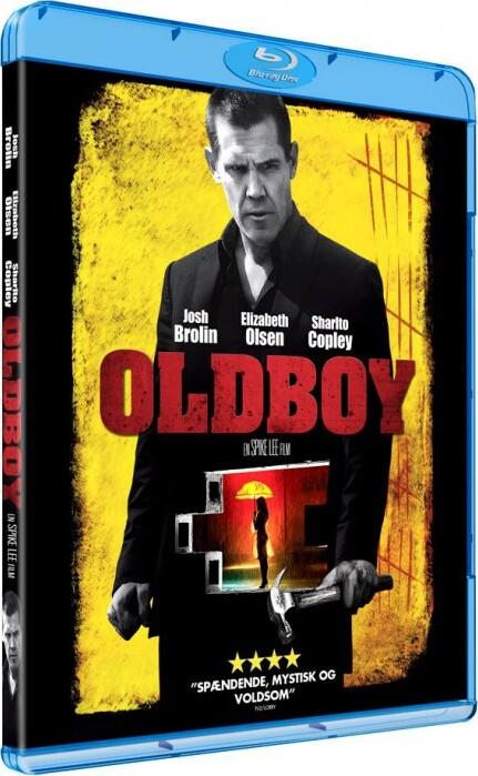 Oldboy Blu Ray