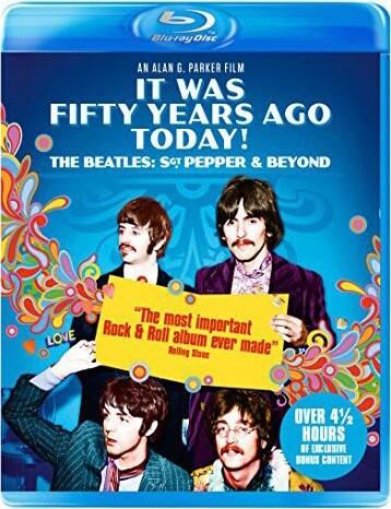 beatles 50 år The Beatles: Sgt Pepper 50 År | Blu Ray Film | Dvdoo.dk beatles 50 år
